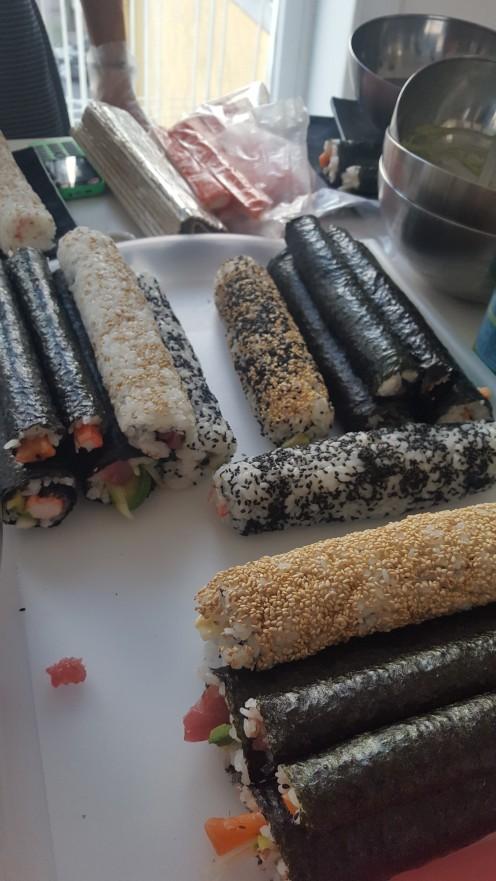 Battesimo del sushi